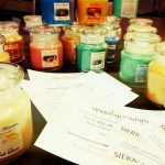 Candles donated to Sunburst Projects