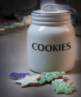 Cookie Jar Scented Candle