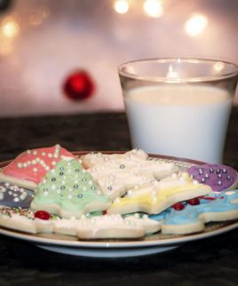 Cookies For Santa Scented Candle