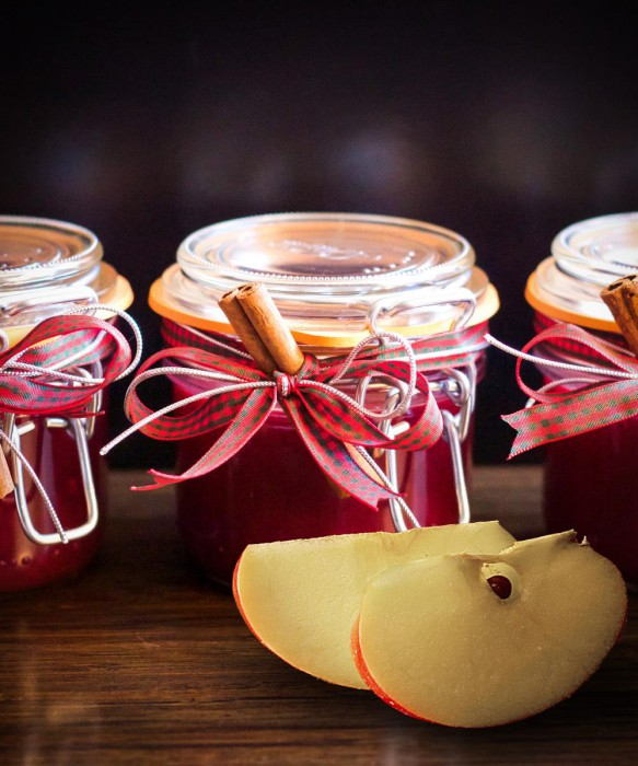 Cranberry Apple Marmalade Scented Candle
