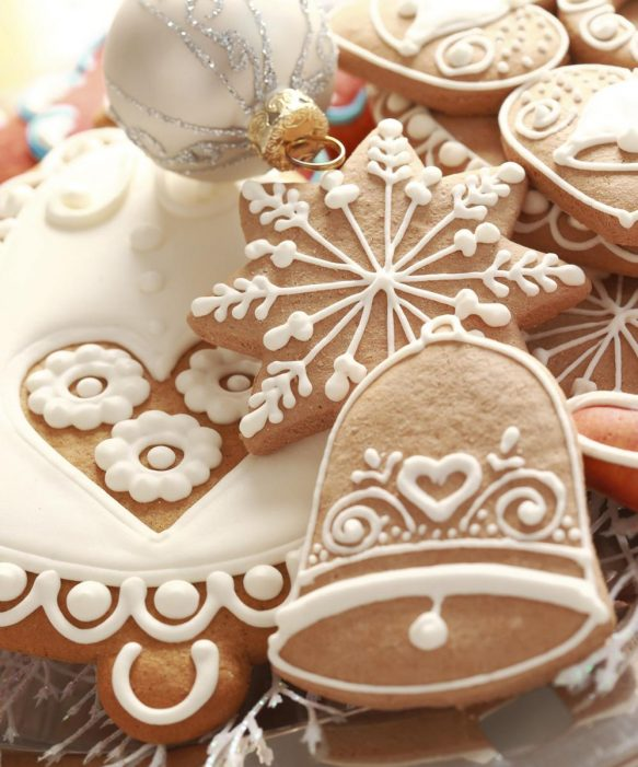 Gingerbread Cookies Scented Candle